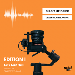 Green Film Production African Fixer Podcast